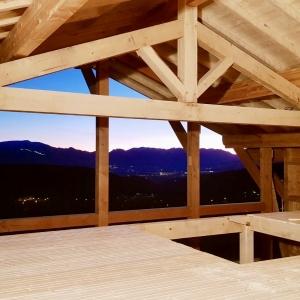 Chalet bois Pyrénées-Orientales - Charpentier maison bois Cerdagne