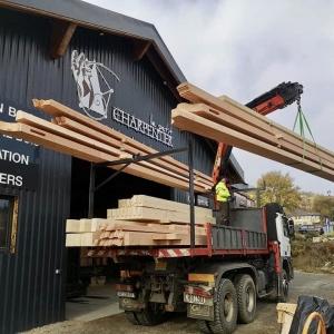 Constructeur maison bois Font Romeu