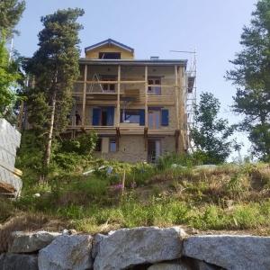 Rénovation et extension bois Pyrénées-Orientales - couvreur Font Romeu